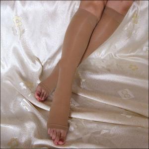 瑞士维娜珊医用弹力袜 二级静脉曲张袜 男女中筒小腿袜 美腿袜压力袜